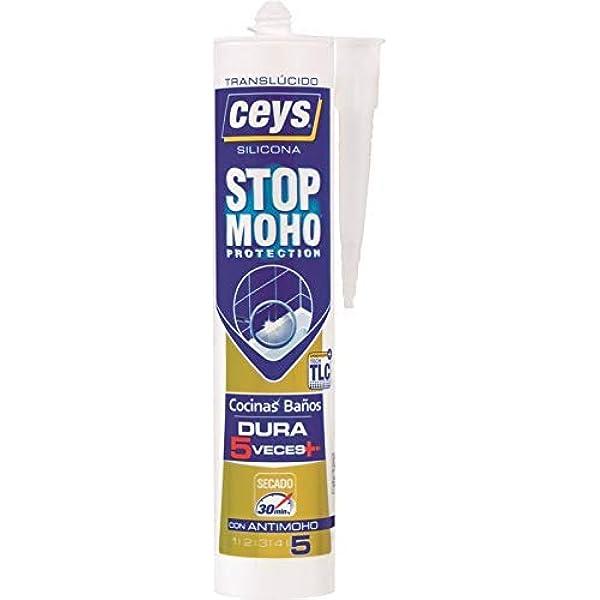 Ceys Secado Xpress Stop Moho - Silicona, color transparente ...