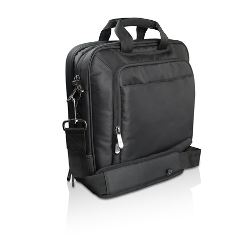 DELL 460-BBMO Briefcase/classic case Negro - Caja (Briefcase/classic case, Nylon, Negro, Mobile phone, battery charger, documents, pens, keys, web tablet, 256,5 - 358,1 mm (10.1 - 14.1), 381 mm)