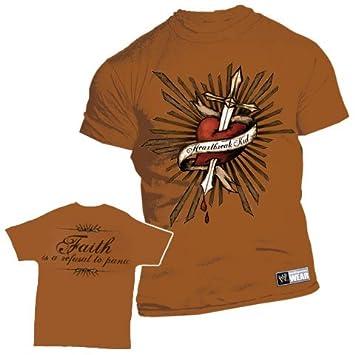 68f25e95ab1e8 WWE Shawn Michaels HBK Faith Retro T-Shirt SIZE SMALL  Amazon.co.uk   Kitchen   Home