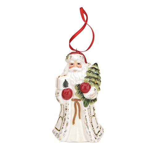 Spode Christmas Tree Ornament, Santa ()