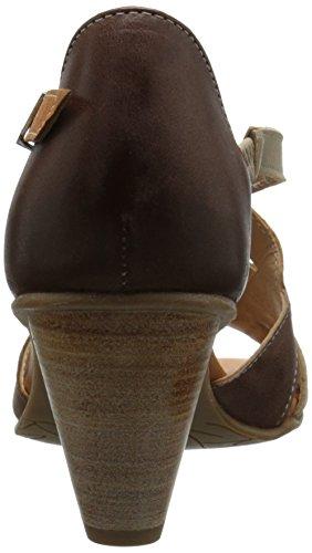 V134 Con Beige Brown Sandal Fidji Dress Women's x1gRPR