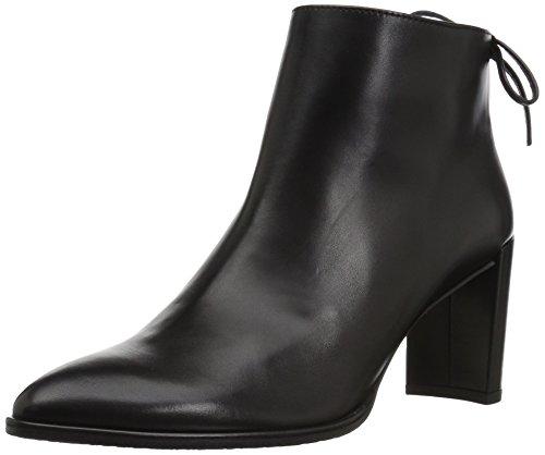 Stuart Weitzman Women's Lofty Ankle Boot Black Calf TfJGROlWap
