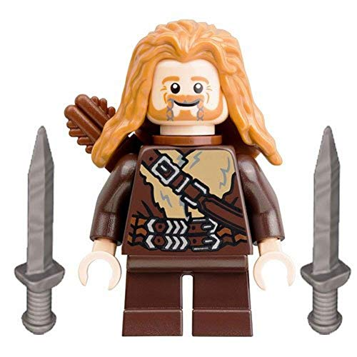 with LEGO Hobbit Minifigures design