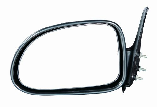 Depo 334-5411L3MFN Dodge Dakota Left Outside Rear View Mirror