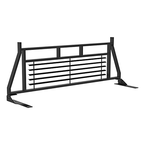 Racks Hauler Ford F150 (ARIES 111002 Headache Rack Semi-Gloss Black Headache Rack)