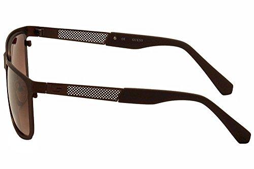 Guess other Brown De Gafas Gradient dark Sol Brown 50f Gu6842 1S7Awq