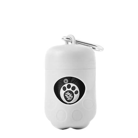 FrPower Dispensador De Bolsas con 1 Rollo EPI Bolsas para Desechos ...