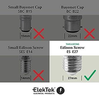 Douille E27 pour lampe /à lampe choisissez le type