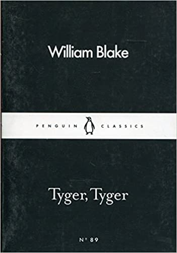 literary devices in the tyger by william blake