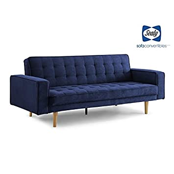 Amazing Amazon Com Sealy Tilbury Contemporary Convertible Sofa With Gmtry Best Dining Table And Chair Ideas Images Gmtryco