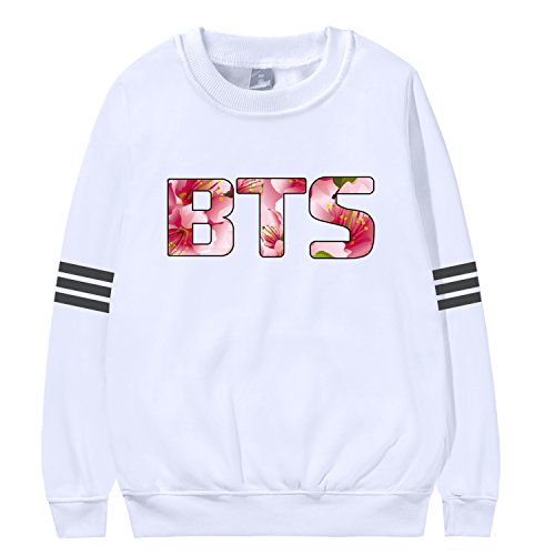 Kpop BTS Love Yourself Hoodie Sweatershirt SUGA Jimin Jungkook V BTS Merchandise