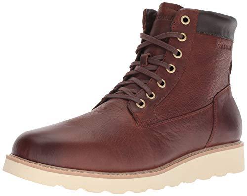 Cole Haan Men's Nantucket Rugged Plain Boot Fashion, British tan, 12 M US