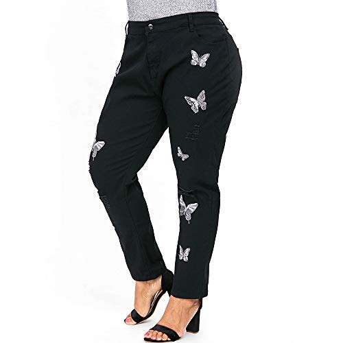 Jeans black CharMma Jeans Femme CharMma wxFxq4fn