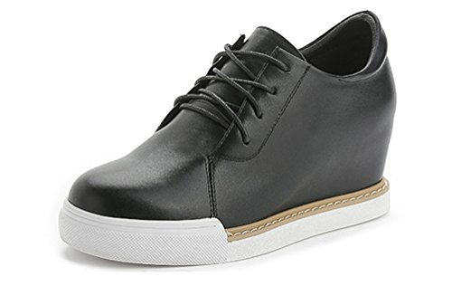 Damen Low-Top Sneakers Schwarz
