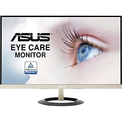 ASUS VZ239Q Inch Monitor  FHD  1920 1080   IPS  Ultra-Slim Design  Flicker Free  Low Blue Light  TUV Certified  Adaptive-Sync