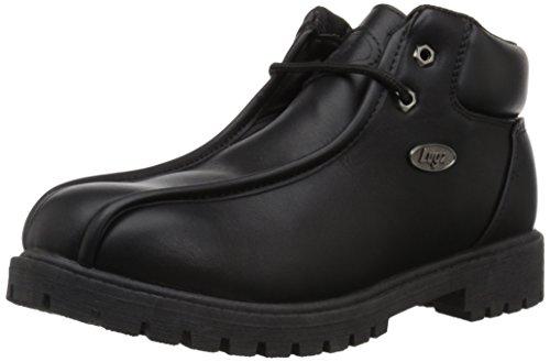 Lugz Men's Pathway 5 Fashion Boot, Black, 10.5 M US
