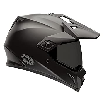 Bell 7081268 Mx-9 Adventure Mips Casco, Negro Mate, Talla M