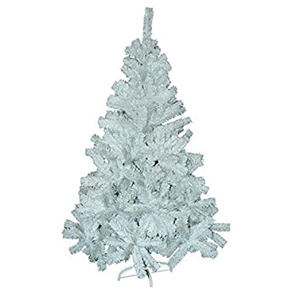 Garden Mile Large Deluxe Traditional 6ft White Artificial Pine