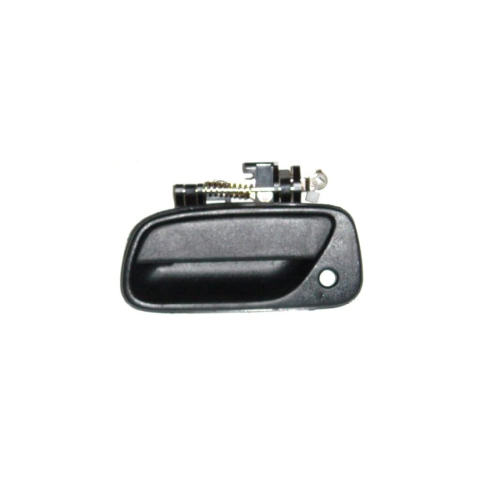 OE Replacement Toyota Pickup Front Driver Side Door Handle Outer (Partslink Number TO1310115) Automotive