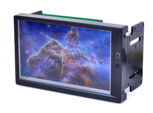 """Double DIN High Bright Lilliput 669Gl-NP/C/T 7"""" Touch Scr..."""