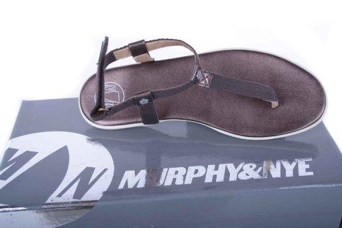 Murphy&Nye , Tongs pour femme Marron Marron 39