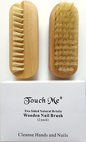 wooden nail brush - 5