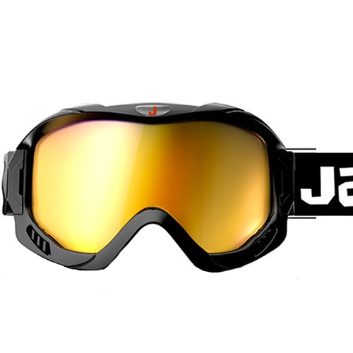 Ski Skiing Snow Snowboard Snowboarding Goggles with Vented Clear Mirror UV...
