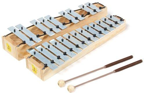 Studio 49 2000 Series 22 Note Soprano Chromatic Glockenspiel