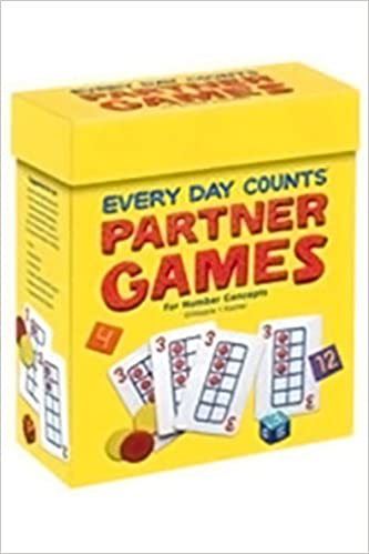 Every Day Counts: Partner Games: Class Pack Grade 1: GREAT SOURCE ...