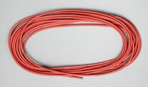 Ultra Wire 12 Gauge, 25' Red by W S Deans (Gauge Deans 12 Wire Ultra)