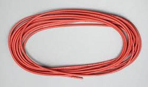 Ultra Wire 12 Gauge, 25' Red by W S Deans (Deans Gauge Wire 12 Ultra)