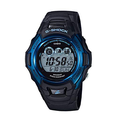 Casio G-Shock Mens Black Strap Watch - GW-M500F-2CR