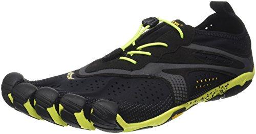 Vijf Vinger-v Lopen Vrouwen Outdoor Fitness Schoenen Zwart (zwart / Geel)