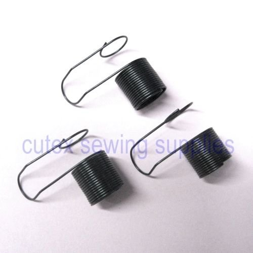 - Cutex (TM) Brand Thread Take Up Tension Spring For Juki Walking Foot Machines #B3128051000 - 3 Pk