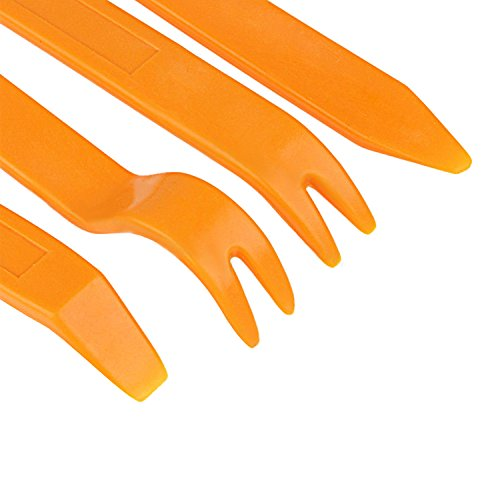 Super PDR 12Pcs Auto Door Clip Panel Trim Removal Tool Kits for Car Dash Radio Audio Installer Pry Tool by Super PDR (Image #5)