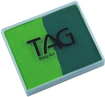 (TAG Split Cakes - Light Green and Medium Green (50)
