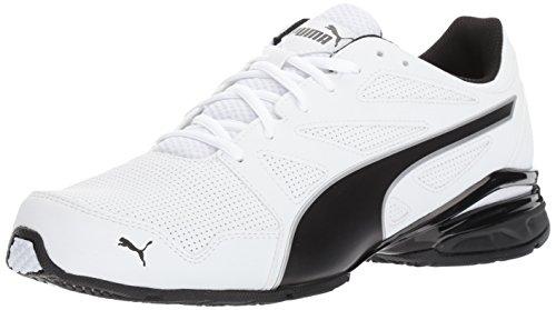 Sneaker da uomo Tazon Modern SL FM, puma bianco-puma nero, 8.5 M US