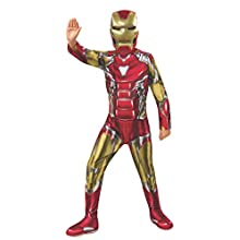 Rubie's Marvel Avengers: Endgame Child's Iron Man Costume & Mask, Medium