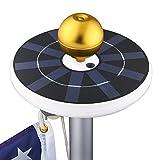 Tranmix Solar flagpole Light
