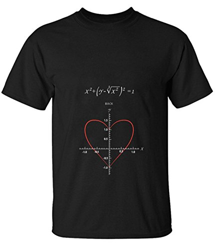 Iron Maiden Tool Men's The coordinates of the heart fashion Tshirts black]()