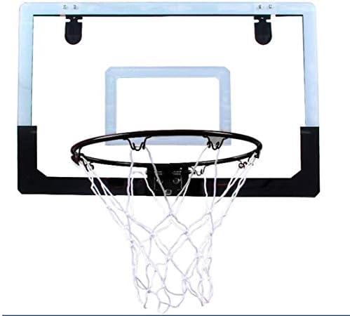 バスケットゴール バスケツトゴール バスケ ゴール 屋内キッズバスケットボールシステム 壁掛けバスケットボールボード 高力スプリングバスケット 衝撃吸収スプリング付き ダンク ゴムボール付き 室内 屋外用