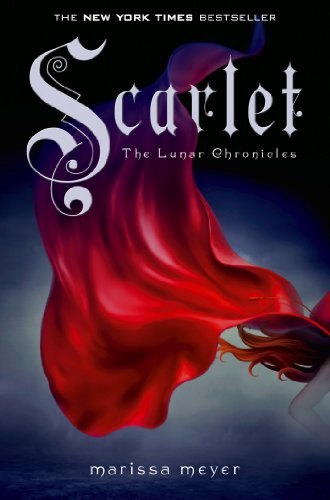 Scarlet (The Lunar Chronicles Book 2) by [Meyer, Marissa]