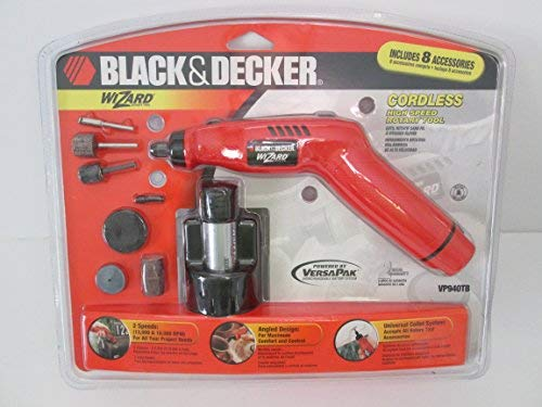 Black & Decker Wizard Rotary Tool
