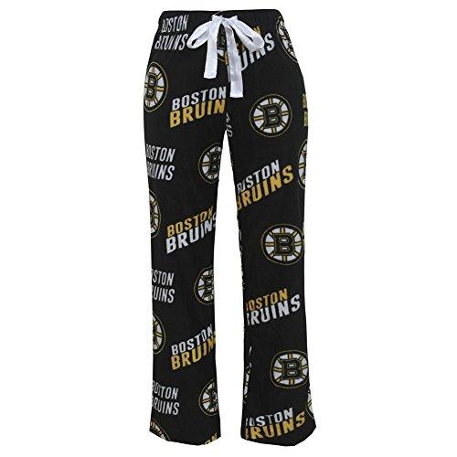 Boston Bruins NHL Wildcard Ladies Microfleece Sleep Pants (X-Large) (Nhl Card Bruins Boston)