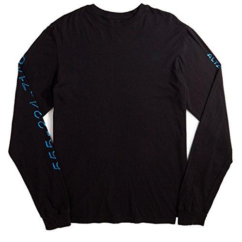 Tee Altamont (ALTAMONT Full Release Longsleeve T-Shirt - Black - XL)