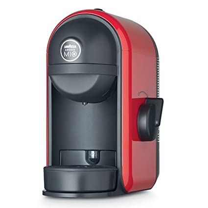 Lavazza Amodo Mio Minu Red Compact Coffee Pod Machine by ...