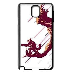 Samsung Galaxy Note 3 Cell Phone Case Black_Guardians Assemble Ezpek