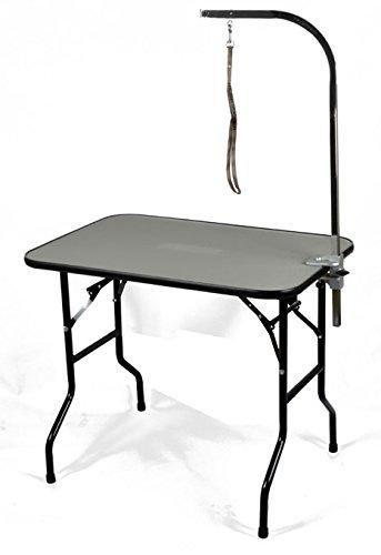 【PrecisionPet】アメリカプレシジョンペット社製グルーミングテーブル プロフェッショナルグルーミングテーブル S トリミングアーム&リードセット B00SR2D5Z0