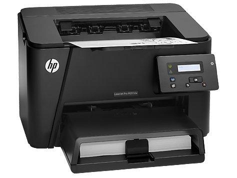 - HP CF456AR LASERJET PRO M201DW PRINTER 26PPM 1200 x 1200DPI 250-SHEET