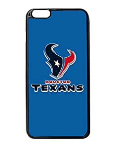 """Houston Texans Hard Snap On Protector Sport Fans Case Cover iPhone 6 Plus 5.5"""" inches by DyannCovers"""